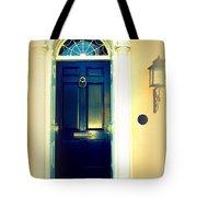 Charleston Door 2 Tote Bag