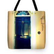 Charleston Door 3 Tote Bag