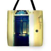 Charleston Door 4 Tote Bag