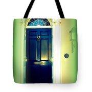 Charleston Door 5 Tote Bag