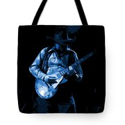Playing The Blues At Winterland In 1975 Tote Bag