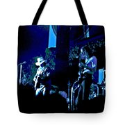 Winterland Blues 1975 Tote Bag