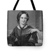 Charlotte Bront� Tote Bag