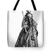 Charlotte Sophia (1744-1818) Tote Bag by Granger