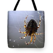 Charlottes Little Friend Tote Bag by Bob Christopher