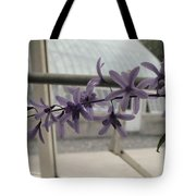 Charming Orchid  Tote Bag