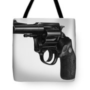 Charter Arms Revolver Tote Bag