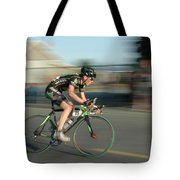 Chasing The Pack Tote Bag