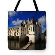 Chateau Chenonceau Tote Bag