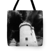 Chateau De Blandy Les Tours Tote Bag