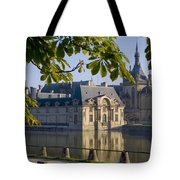 Chateau De Chantilly Tote Bag