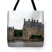 Chateau De La Bretesche Tote Bag
