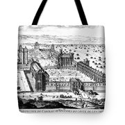 Chateau De Vincennes Tote Bag