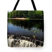 Chatfield Hollow Pond Tote Bag