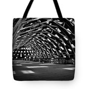 Chatham Dockyard Covered Slip No3 Tote Bag by Dawn OConnor
