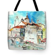 Chaves In Portugal 05 Tote Bag