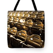 Cheap Seats Tote Bag