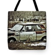 Checkout The Truck Tote Bag