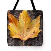 Cheerio Leaf Tote Bag