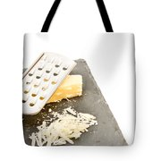 Cheese Grater Tote Bag