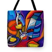 Cheese Tote Bag