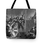 Cheesmans Wife, 1677 Tote Bag