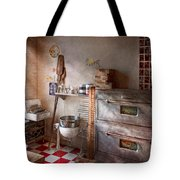 Chef - Baker - The Bread Oven Tote Bag