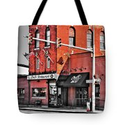 Chefs Restaurant  Tote Bag
