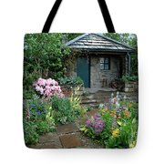 Chelsea Cottage Tote Bag