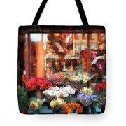 Chelsea Flower Shop Tote Bag