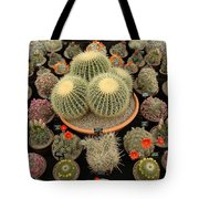 Chelsea Flower Show Cacti Display Tote Bag