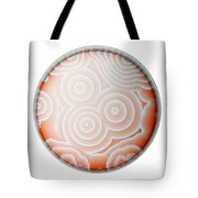 Chemical Waves In Bz Reagent 9 Of 9 Tote Bag
