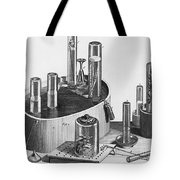 Chemistry Of Gases Tote Bag