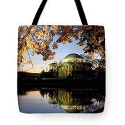 Cherry Blossoms At Dawn Tote Bag