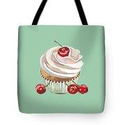 Cherry Cream Tote Bag
