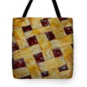 Cherry Pie 3782 Tote Bag