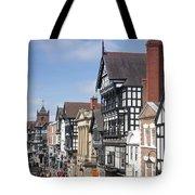 Chester City Centre Tote Bag