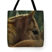 Chestnut Dreams Tote Bag