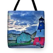 Cheticamp In Cape Breton Nova Scotia Tote Bag