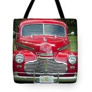 Chevrolet 1941 Tote Bag