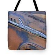 Chevrolet Apache 31 Pickup Truck Emblem Tote Bag