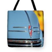 Chevrolet Hood Emblem 2 Tote Bag