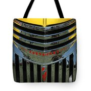 Chevrolet Shine Tote Bag