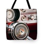 Chevy 327 Malibu Ss Tote Bag