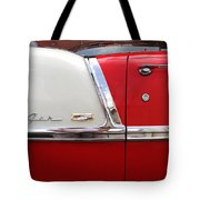Chevy Belair Classic Trim Tote Bag by Mike McGlothlen