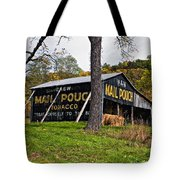 Chew Mail Pouch Tote Bag