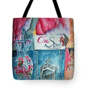 Chic Street Consignments Tote Bag