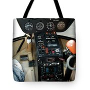 Chicago Airplanes 06 Tote Bag