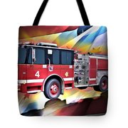 Chicago Eng 4 Tote Bag