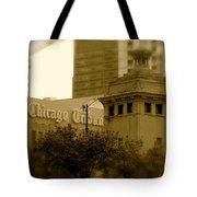 Chicago Impressions 7 Tote Bag